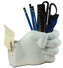 Beau Hand Pen Holder
